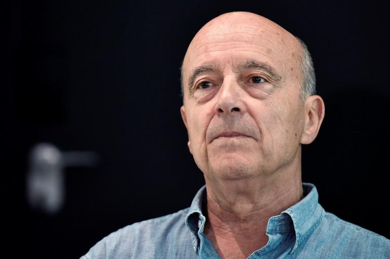 Alain Juppé, le 27 août 2017