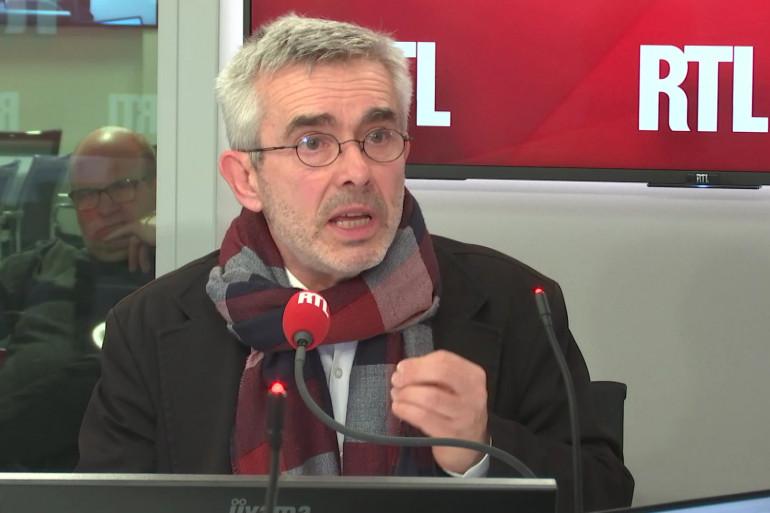 L'invité de RTL du 03 janvier 2019