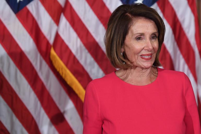 États-Unis : Nancy Pelosi fait front face à Donald Trump