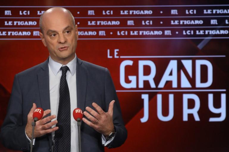 Jean-Michel Blanquer, dans Le Grand Jury, dimanche 6 janvier 2019