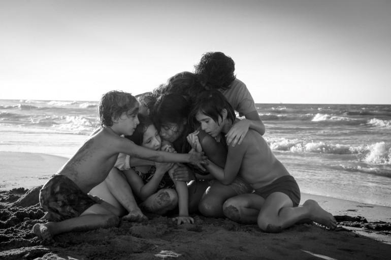 """""""Roma"""", film Netflix, est sélectionné pour les Oscars 2018"""