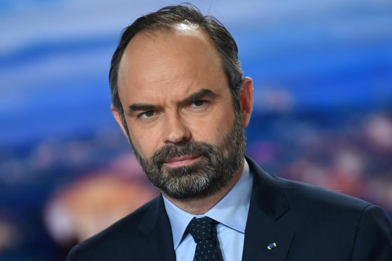 Édouard Philippe au 20 heures le 7 janvier 2019