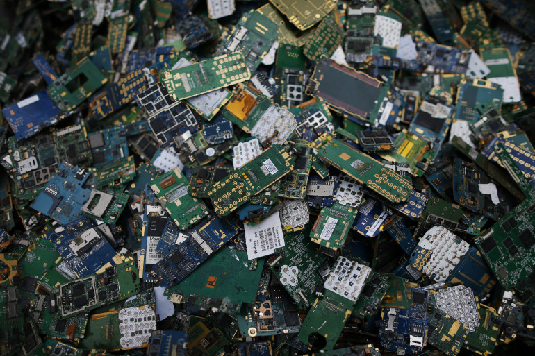La pollution électronique, un fléau au Ghana