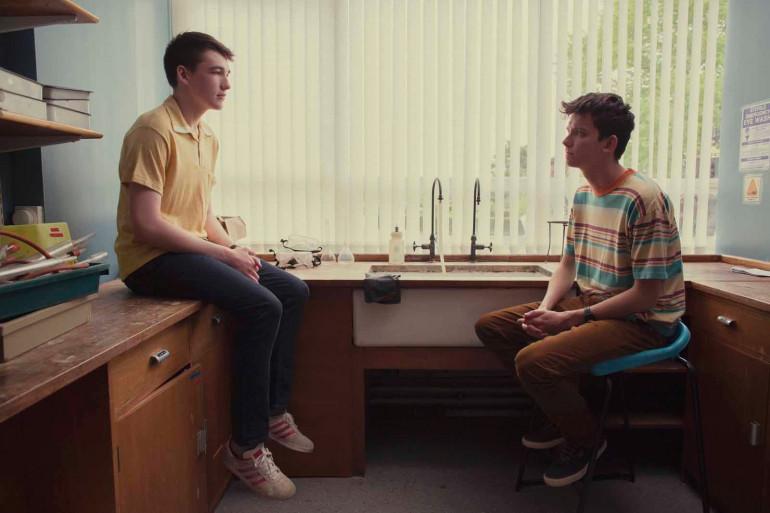 """La série """"Sex Education"""" est disponible depuis le 11 janvier sur Netflix"""