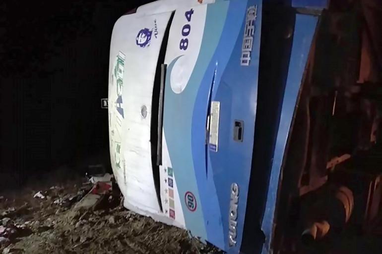 Un accident de bus a eu lieu à Cuba, le 11 janvier 2019