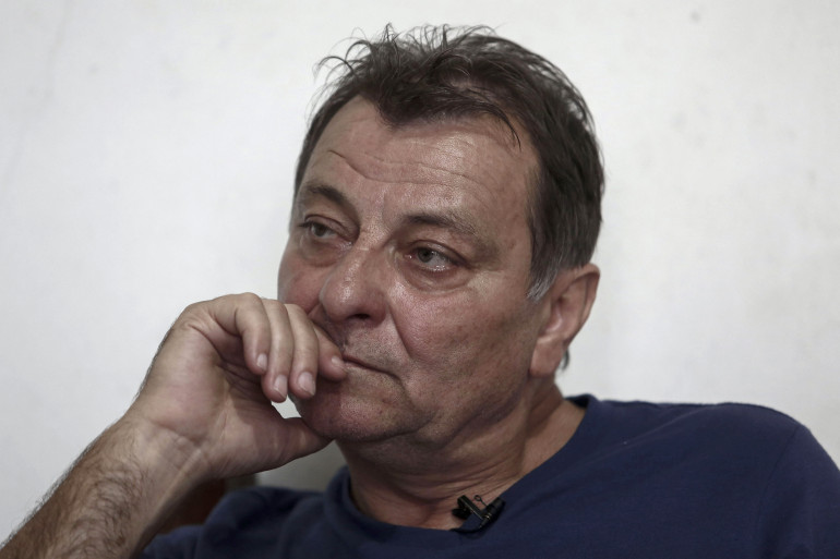 L'ex-militant italien Cesare Battisti arrêté en Bolivie