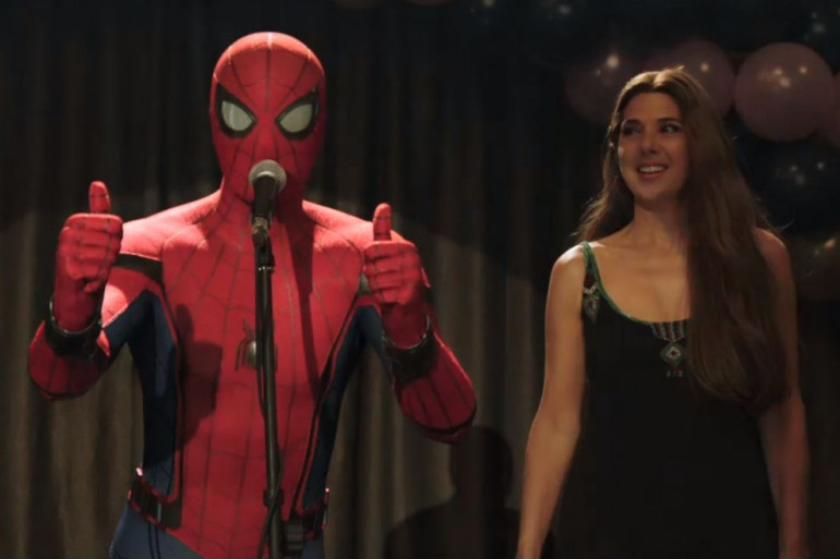 """""""Spider-Man : Far From Home"""" sortira le 3 juillet 2019"""