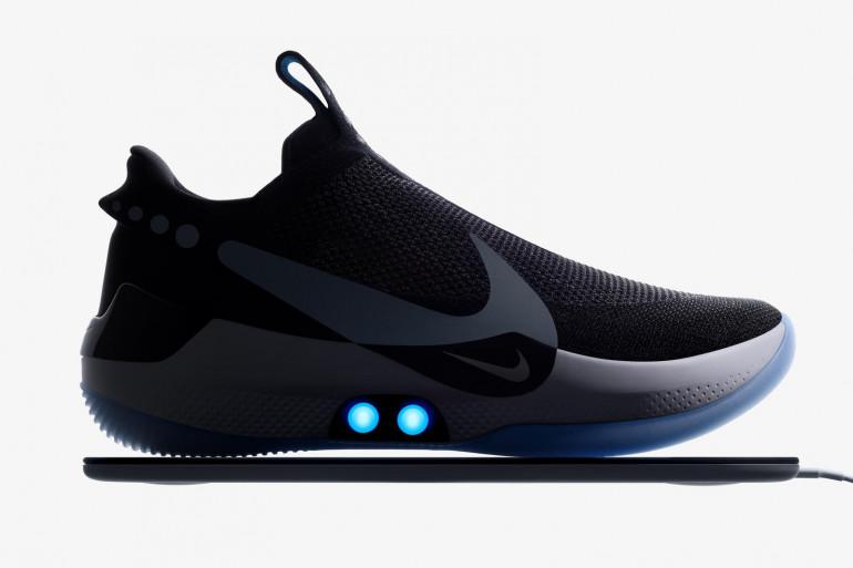 VIDÉO - Nike lance la basket du futur : auto-laçante, intelligente ...