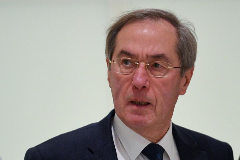 Claude Guéant, le 5 décembre 2018