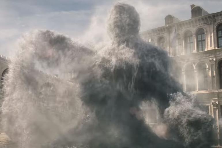 Serait-ce Hydro-Man ?