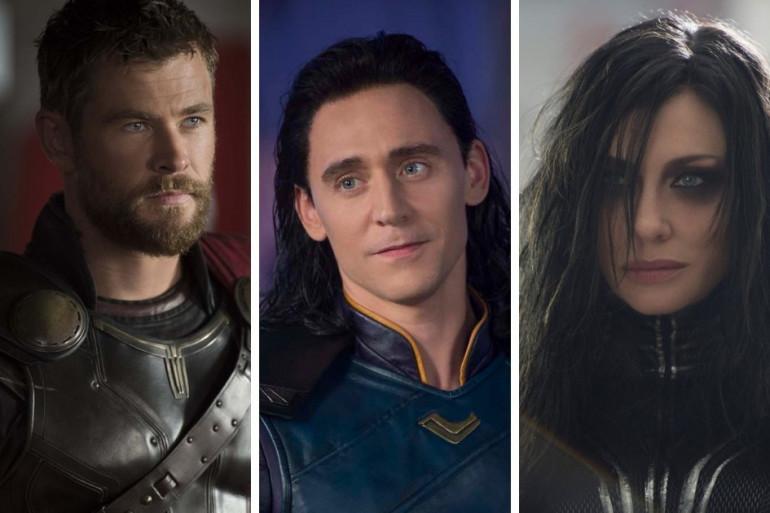 """La fratrie d'Asgard sera-t-elle réunie dans """"Avengers 4"""" ?"""