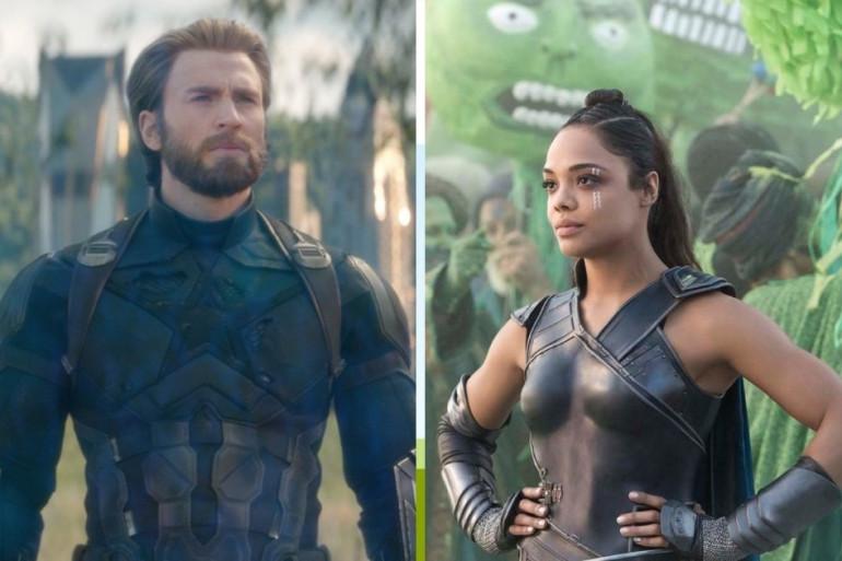 """De nouveaux visuels d'""""Avengers 4"""" spoileraient le film"""