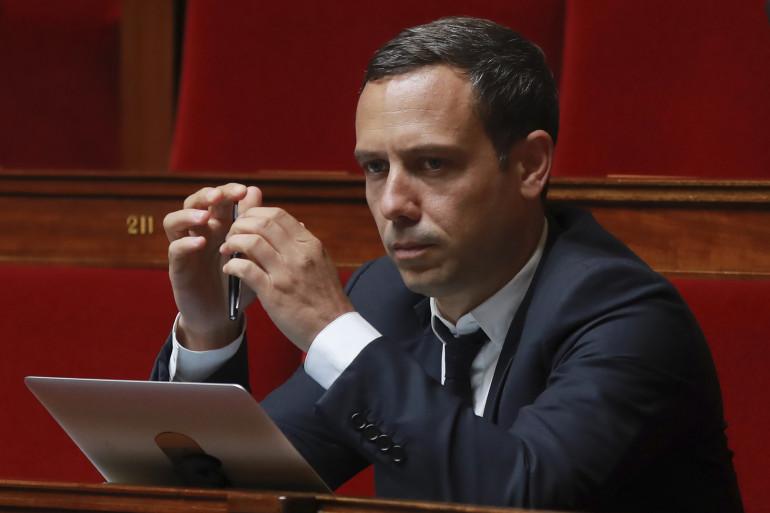 Le député LaREM Adrien Taquet nommé secrétaire d'État à l'Enfance