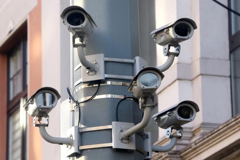Des caméras de surveillance (illustration)