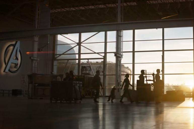 Le sort de la galaxie repose sur les 7 Avengers survivants