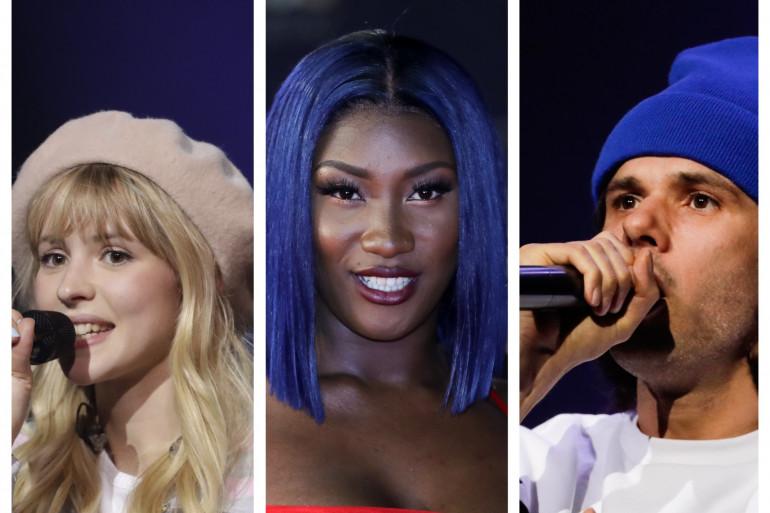 Angèle, Aya Nakamura et Orelsan concourent aux Victoires de la musique 2019