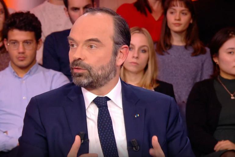 Édouard Philippe le 13 février 2019