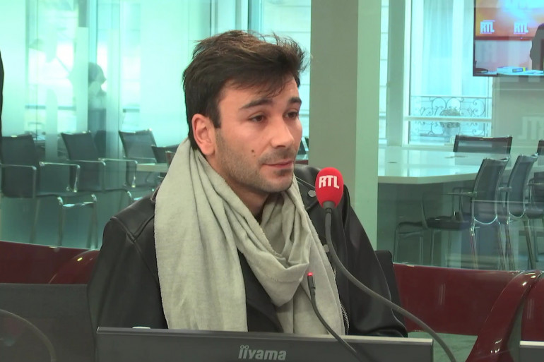 Mathieu de La Souchère le 18 février 2019 sur RTL