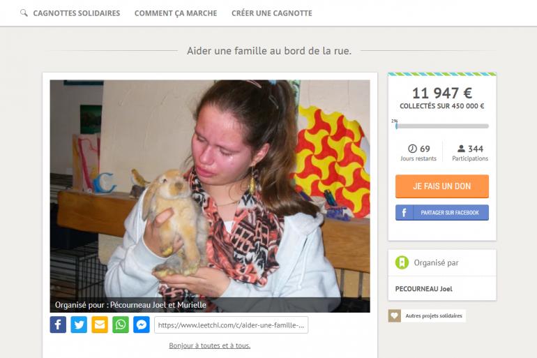 Emilie, 15 ans, a créé une cagnotte pour sauver la ferme de ses parents