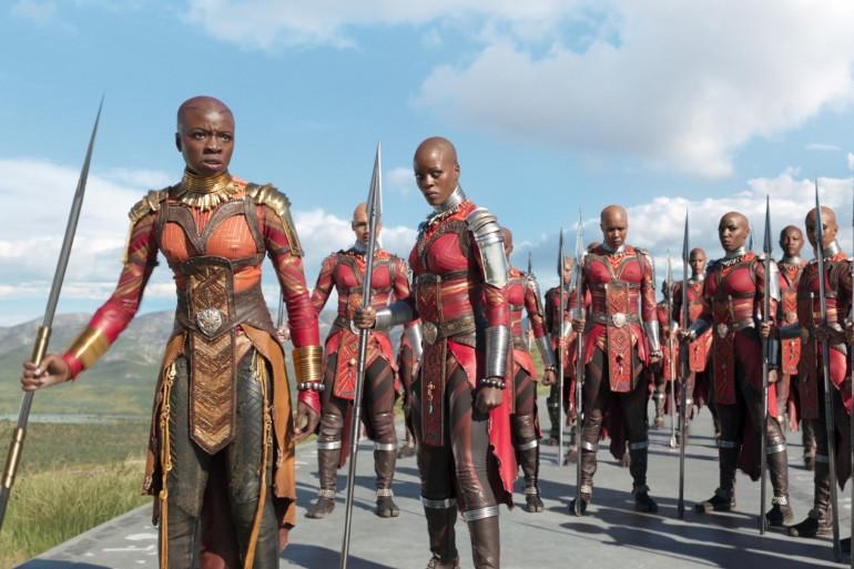 """Le casting de """"Black Panther"""" face aux données du rapport annuel de la """"diversité à Hollywood"""" de UCLA"""