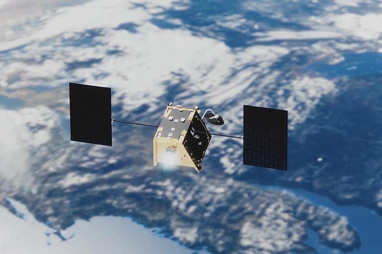 Les satellites OneWeb seront au nombre de 900 satellites en rotation autour de la Terre