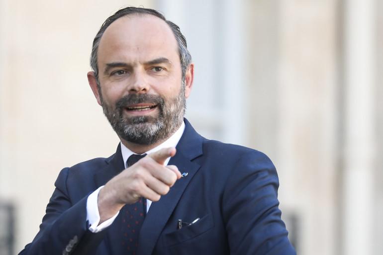 Édouard Philippe, le 27 février 2019