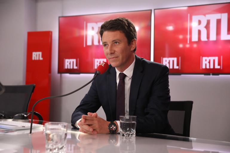 Benjamin Griveaux était l'invité de RTL