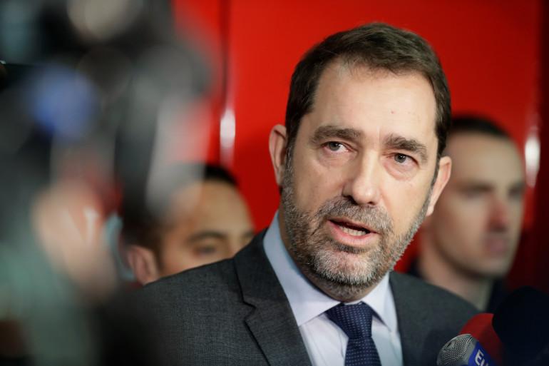 Christophe Castaner, ministre de l'Intérieur