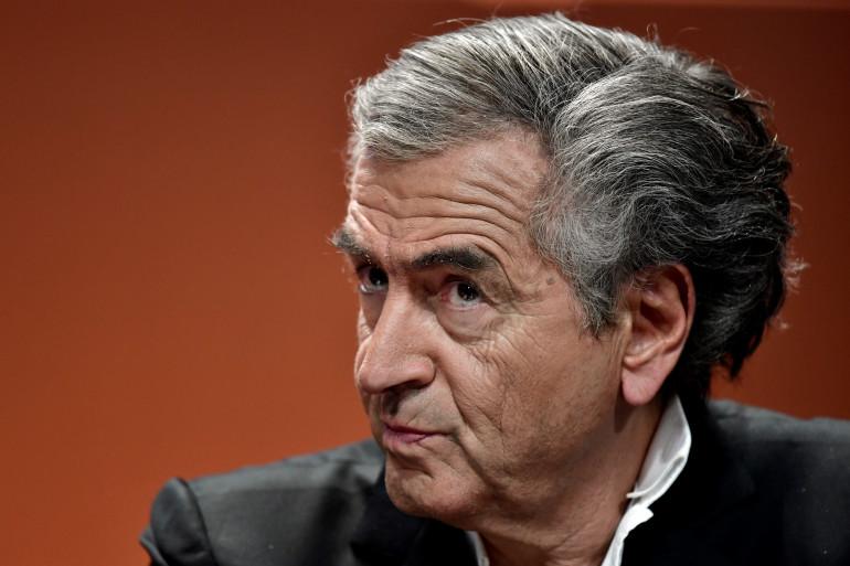 Bernard-Henri Lévy, le 5 mai 2017.