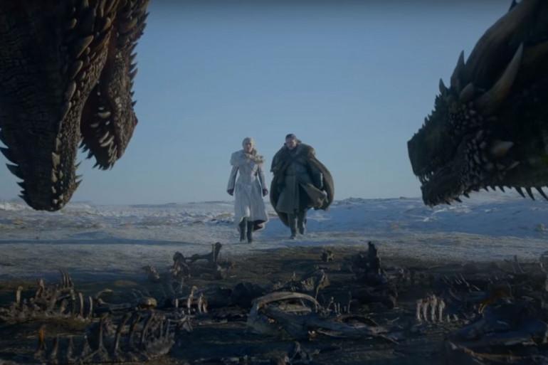 """Découvrez le trailer de """"Game of Thrones"""""""