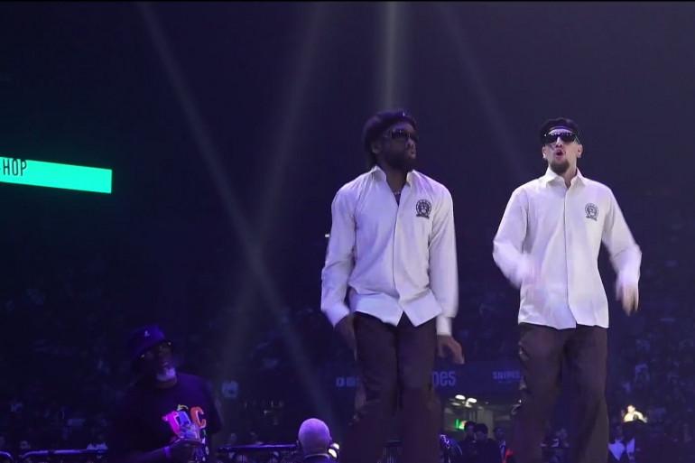 La compétition Juste debout est l'une des vitrines mondiales de la danse hip-pop