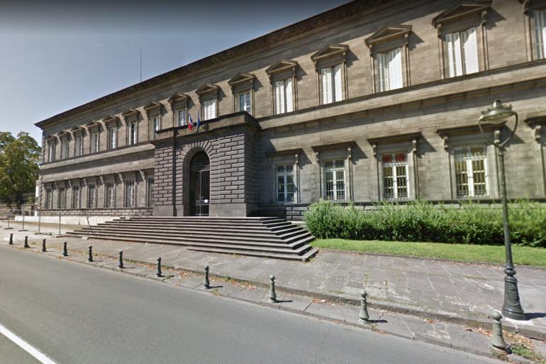 La cour d'assises du Puy de Dôme