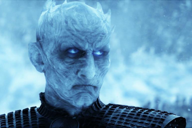 """Le roi de la nuit dans """"Game of Thrones"""
