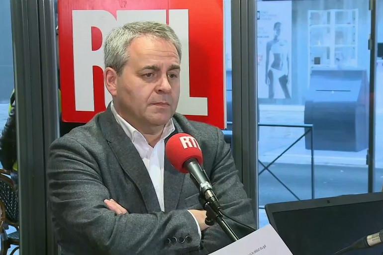 Xavier Bertrand invité de RTL le 14 mars 2019