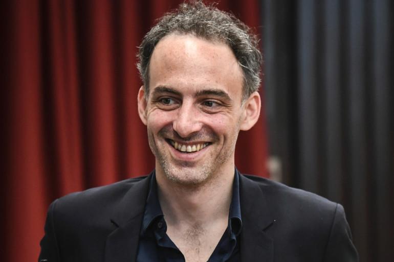 """Raphaël Glucksman, essayiste et fondateur de """"Place publique"""", le 15 mars 2019"""