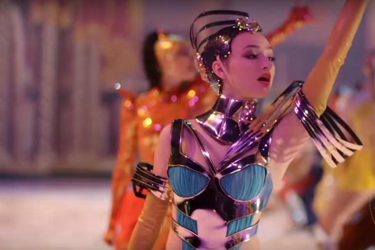 """""""Holiday On Ice"""", le nouveau spectacle en tournée dans toute la France en 2019"""