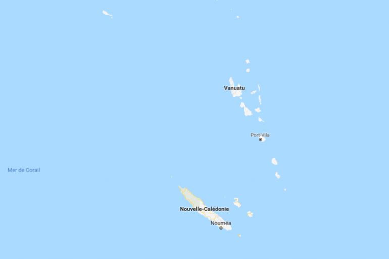 Le Vanuatu est un archipel situé au nord de la Nouvelle-Calédonie.