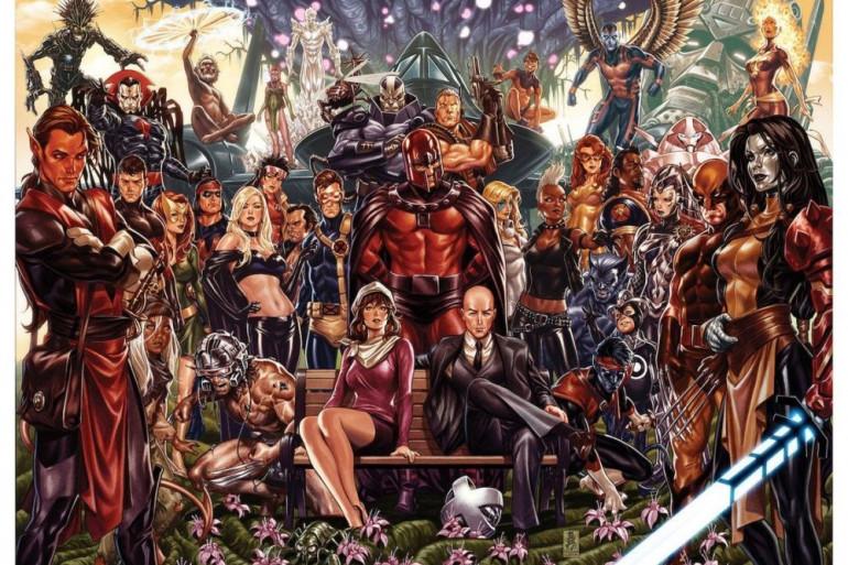 Les X-Men vont entrer dans une nouvelle ère dans les comics pendant l'été 2019