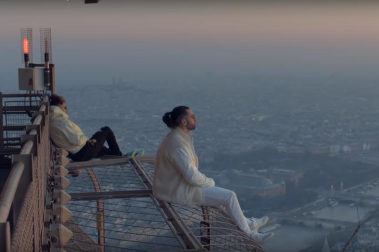 """Le groupe PNL dans leur clip """"Au DD"""" sorti le 22 mars 2019"""