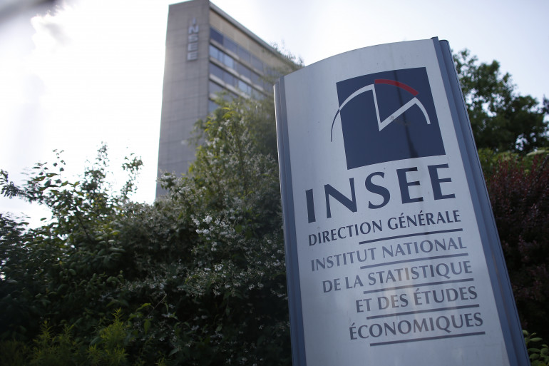 La croissance française est de 0,3% sur le dernier trimestre selon l'INSEE