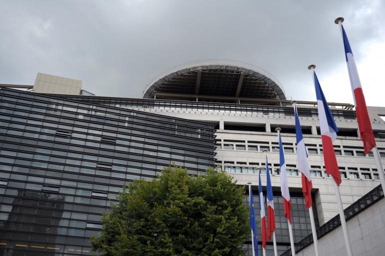 """Le ministère de l'Économie et des Finances, communément appelé """"Bercy"""""""