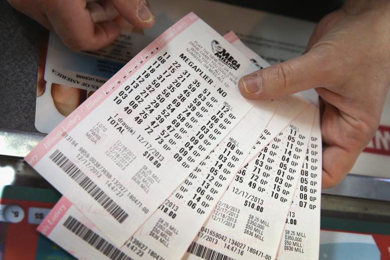 Des tickets de loterie (illustration).