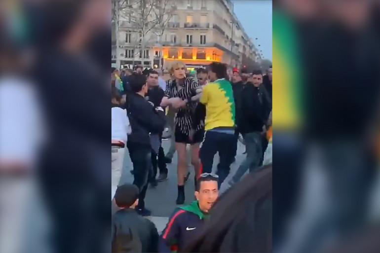 Une agression transphobe qui s'est produite dimanche 31 mars à Paris