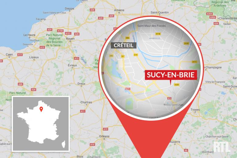 Sucy-en-Brie, dans le Val-de-Marne