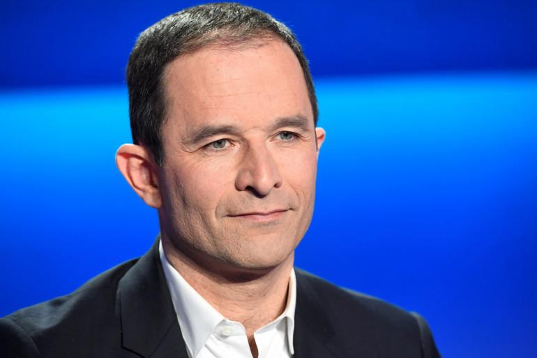 Benoît Hamon, le 4 avril 2019