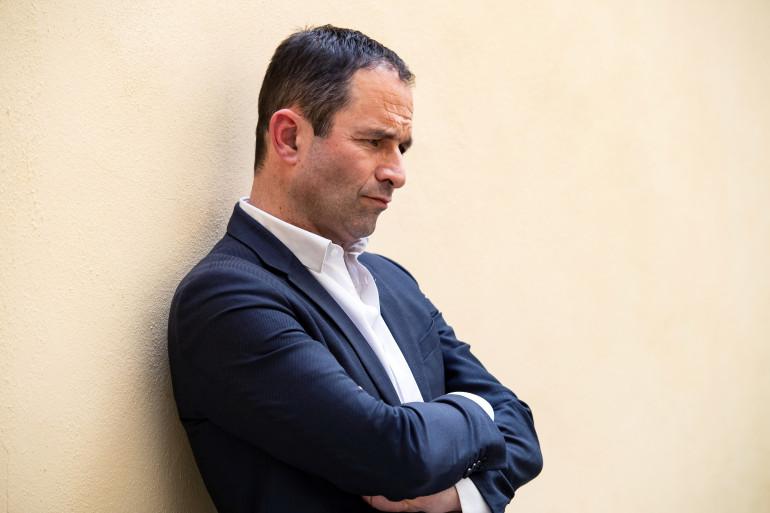 Benoît Hamon, chef du parti Génération.s