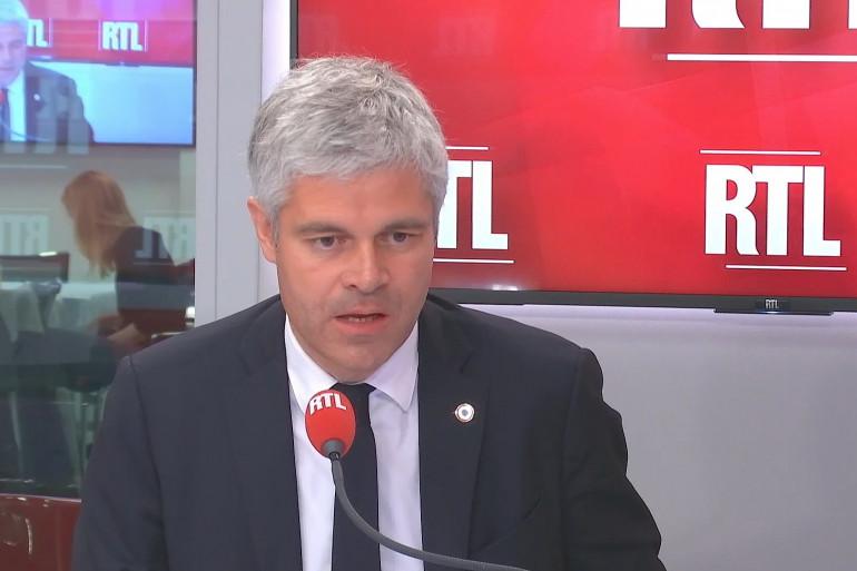 Laurent Wauquiez invité de RTL le 9 avril 2019