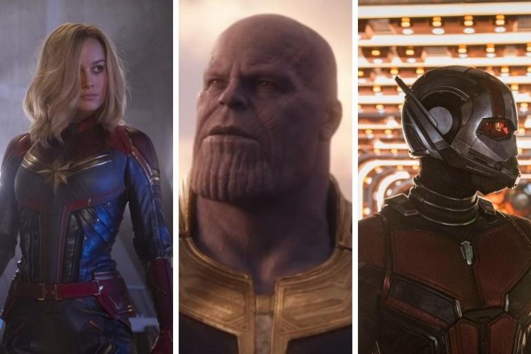 """Découvrez notre récap' indispensable avant """"Avengers 4"""""""
