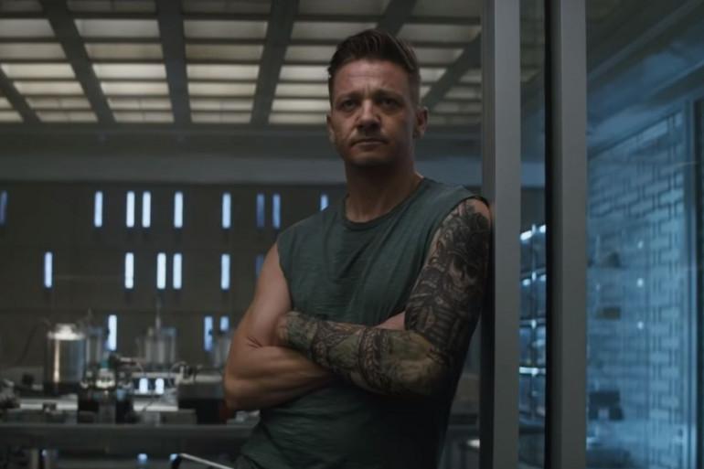 """Hakeye-Ronin dans la bande-annonce d'""""Avengers 4"""""""