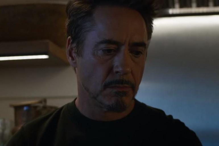 """Tony Stark dans la bande-annonce d'""""Avengers 4"""""""